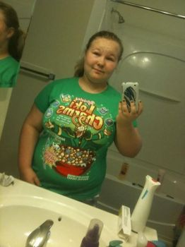 My Loki Charms Shirt!!! by SP-KENNYLOVER1