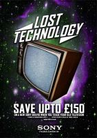 Lost technology by fuelyourdesign