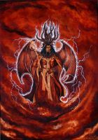 Prince of Darkness by LuciforusArt