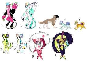 Mixed Adopts (OPEN) by 1-800-ADOPT