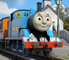Mike The Tank Engine by Thenewmikefan21