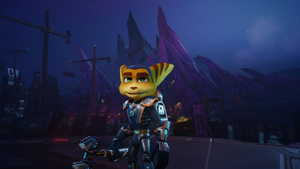 Ratchet et Clank Wallpaper1 by Neokage2 by neokage2
