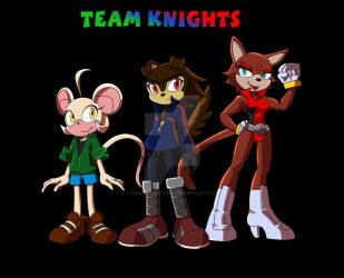 Team Knights by Congo-Love-Line