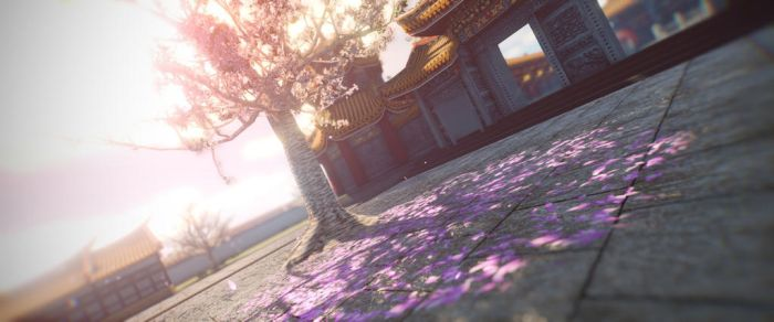 [MMD Model DL]RedialC's Sakura Floor Ver2 by RedialC