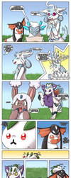 PKMN | June | Prepare for Cold Once More by Pandorachi