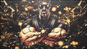 Sylvester Stallone by JROD707
