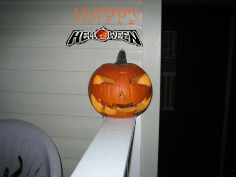 Happy Helloween 2007 by WingDiamond