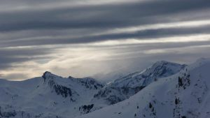 cold mountains III by mimose-stock