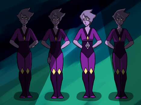 Iolite And The Iolites by Thea0605
