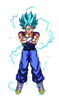 Vegito Blue! by Windi101
