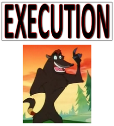 Execution: Wolverine (Timon and Pumbaa) by Mdwyer5