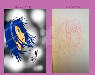 Draw this again 2016 by DREAMSOFASINGER