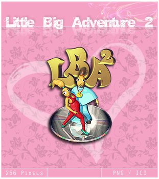 Little Big Adventure 2 Icon 3 by chemicaldreaming