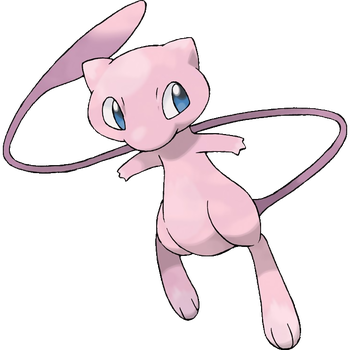 151Mew by dttb6296