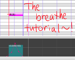 How to record and use breathe samples well in UTAU by YukitoYuki