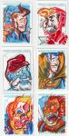 Personal Sketch Cards by mannycartoon