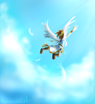 Flying by Chuiceturdz