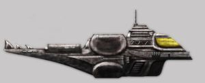 Ground Support Ship by Turbosnail