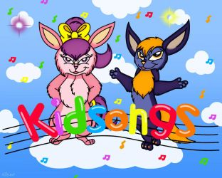 We Want Our Kidsongs by QueenDanny
