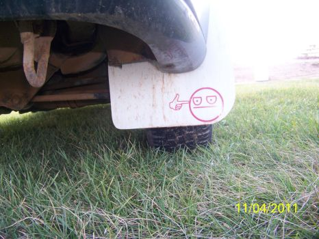 best mudflaps ever by romeroanchovy
