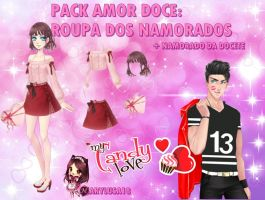 Pack de ropa de novios by Marylusa18
