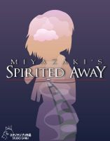 Spirited Away by MelodicComet