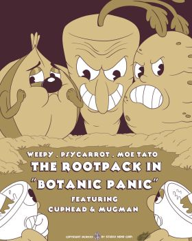 The Root Pack Poster by MadArtsXIII