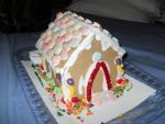 Gingerbread House by Nintendo-God011210
