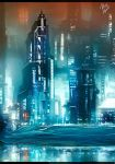 The future city (by ilya Tyljakov) by RaZuMinc