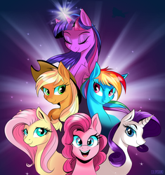 MANE6 by ColorSoundz