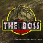 The Boss LOGO by DNA-Daenar