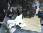 Masks wip by MetallicVisions