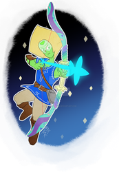 Breath of the Peridot! by DarkSunshine92