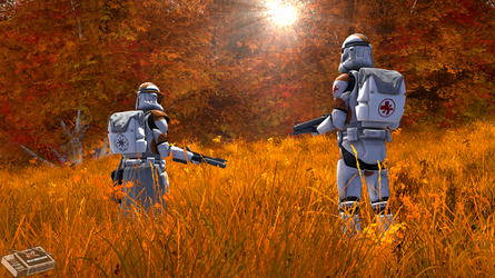 Autumn on Alderaan [SFM 4K] by MatchboxSFM