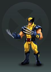 The Astonishing Wolverine by CaseyD2K