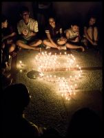 Earth Hour 1 by apocalic