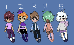 the crew is here | adopts OPEN by TR4NZ