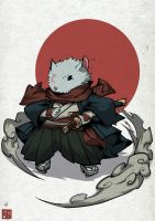Rodent Samurai II by Pizza-Surgeon