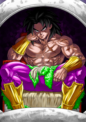 Broly is here!