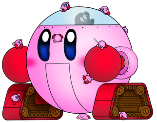 Every Kirby Ever #7 by Colonel-Majora-777