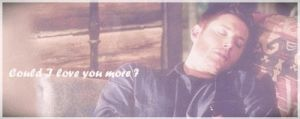 Destiel - Could I love you more - by BeccaMalory