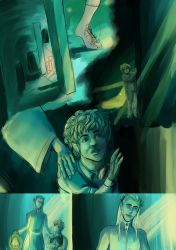 Bilbo And Thranduil by shirgane777