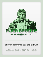 Alien Breed 2: Assault Icon by Shimmi1