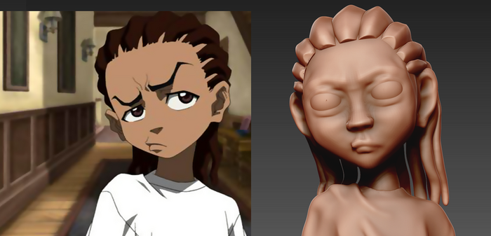 WIP 02 - Riley Freeman AKA: Young Reezy by aabrownjr