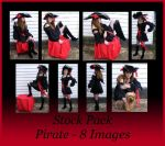 Stock Pack - Pirate by Gracies-Stock
