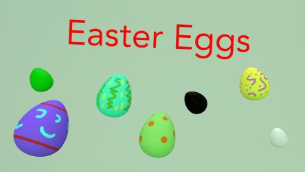 Easter Eggs [DL] by EDplus