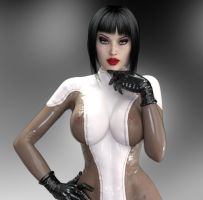 Latexsuit by Huettenklaus