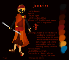 Juudo Reference v1 by waiting4wings