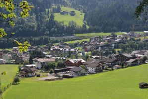 Flachau, Austria by TheSoullessRedbeard