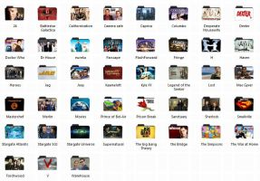 Pack Tv Series by Lucifer4671